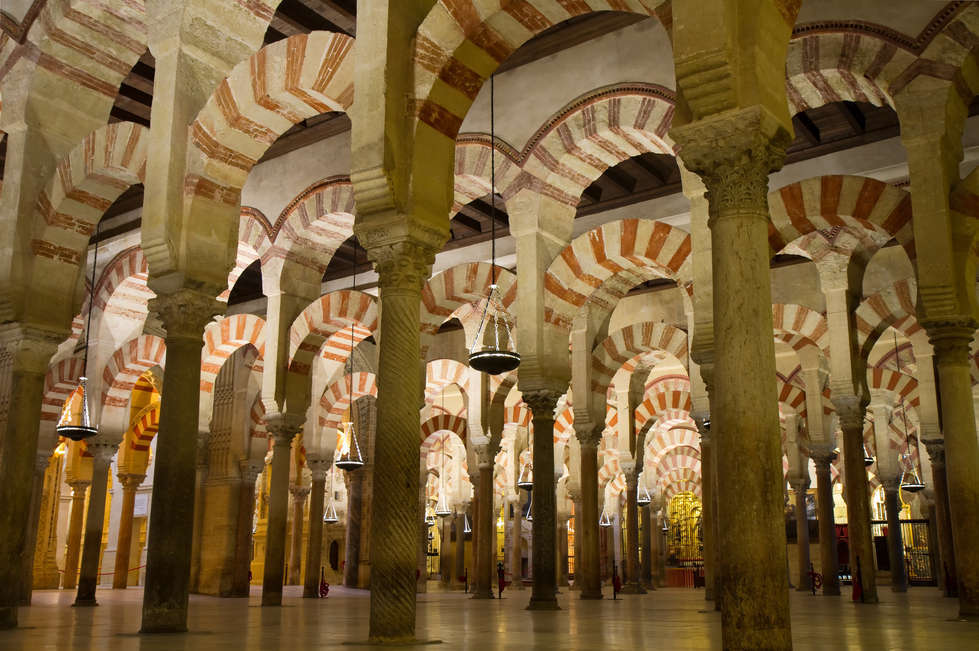 The Mosque of Córdoba, world environmental reference